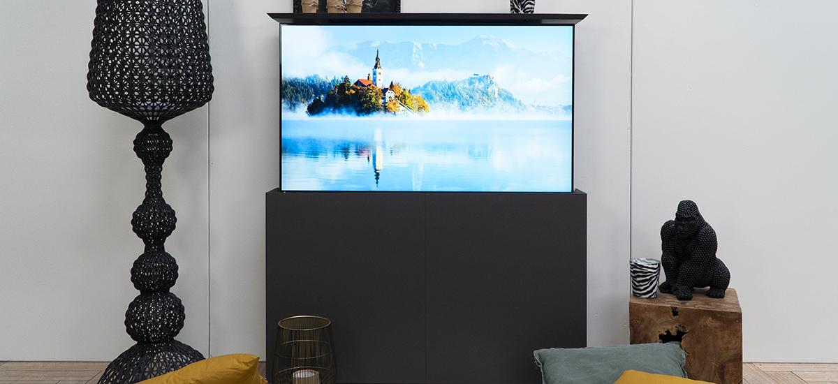 meuble tv design profilage 55