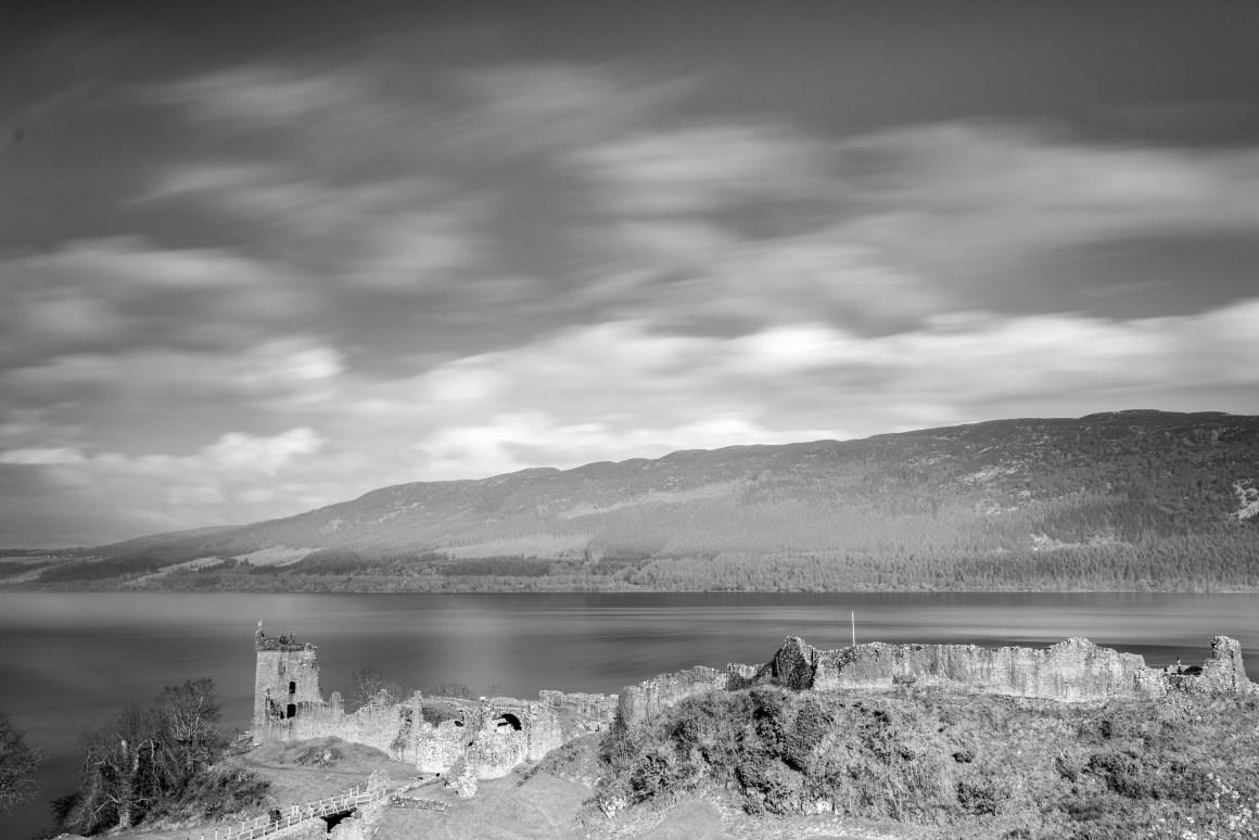 Le chateau d'Urquhart