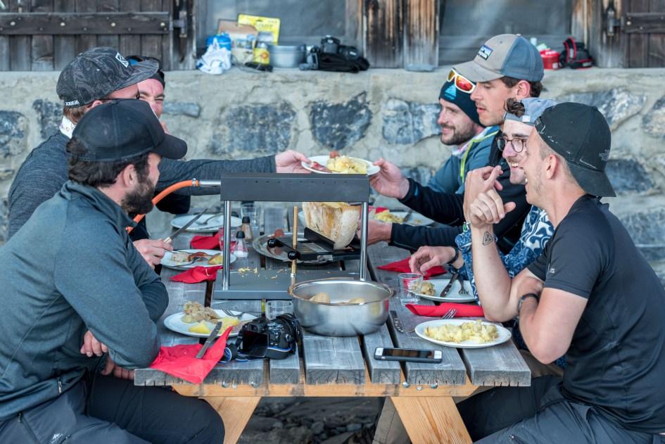 Team raclette