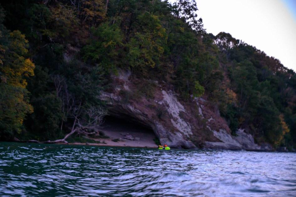 La grotte Raphael