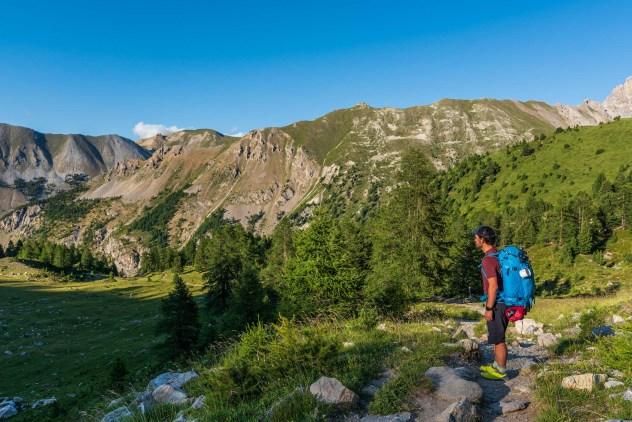 les beaux paysages des alpes du sud