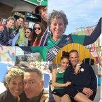 Fun times at 2015 Pan Am Games.