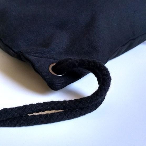 Pangaea Beutel Kordel Detail
