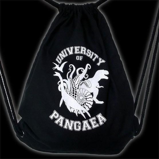 Pangaea Beutel black