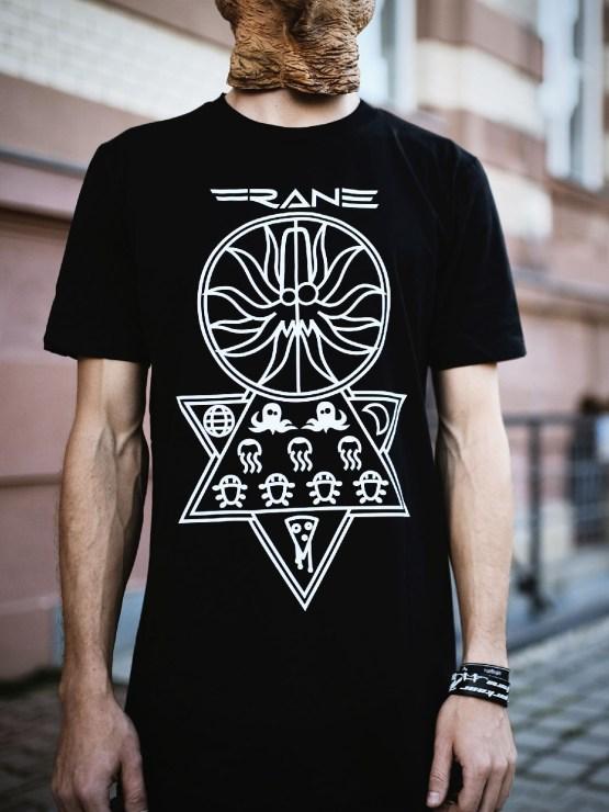 AbyssalCult Shirt front detail