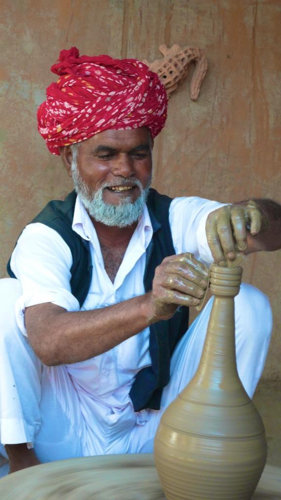 Potter, Jodhpur Rajasthan