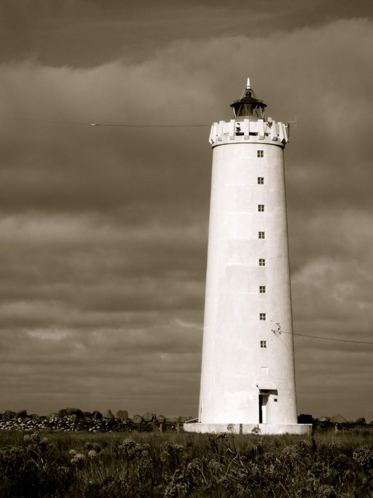 Reykjavik's Lighthouse