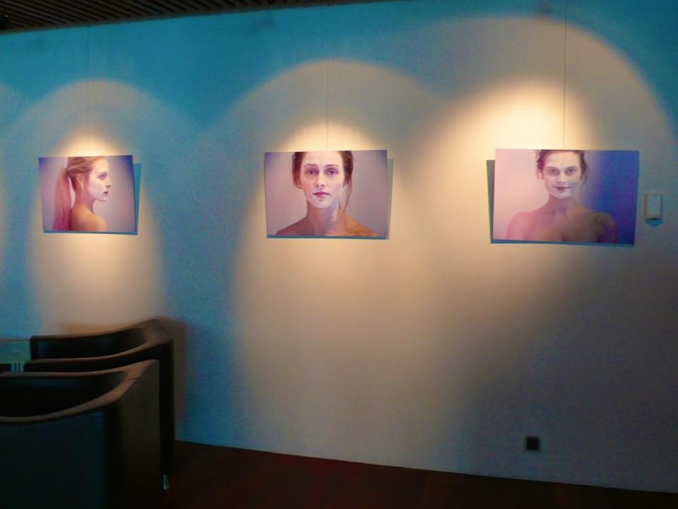 Interior photos of mud masks