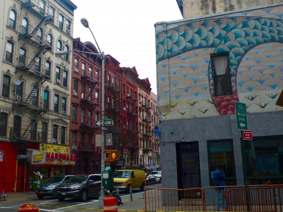 Scenes from the Tenement Tour (highly recommended!)