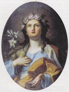 Santa Rosalia, La Santuzza, beloved saint of Palermo
