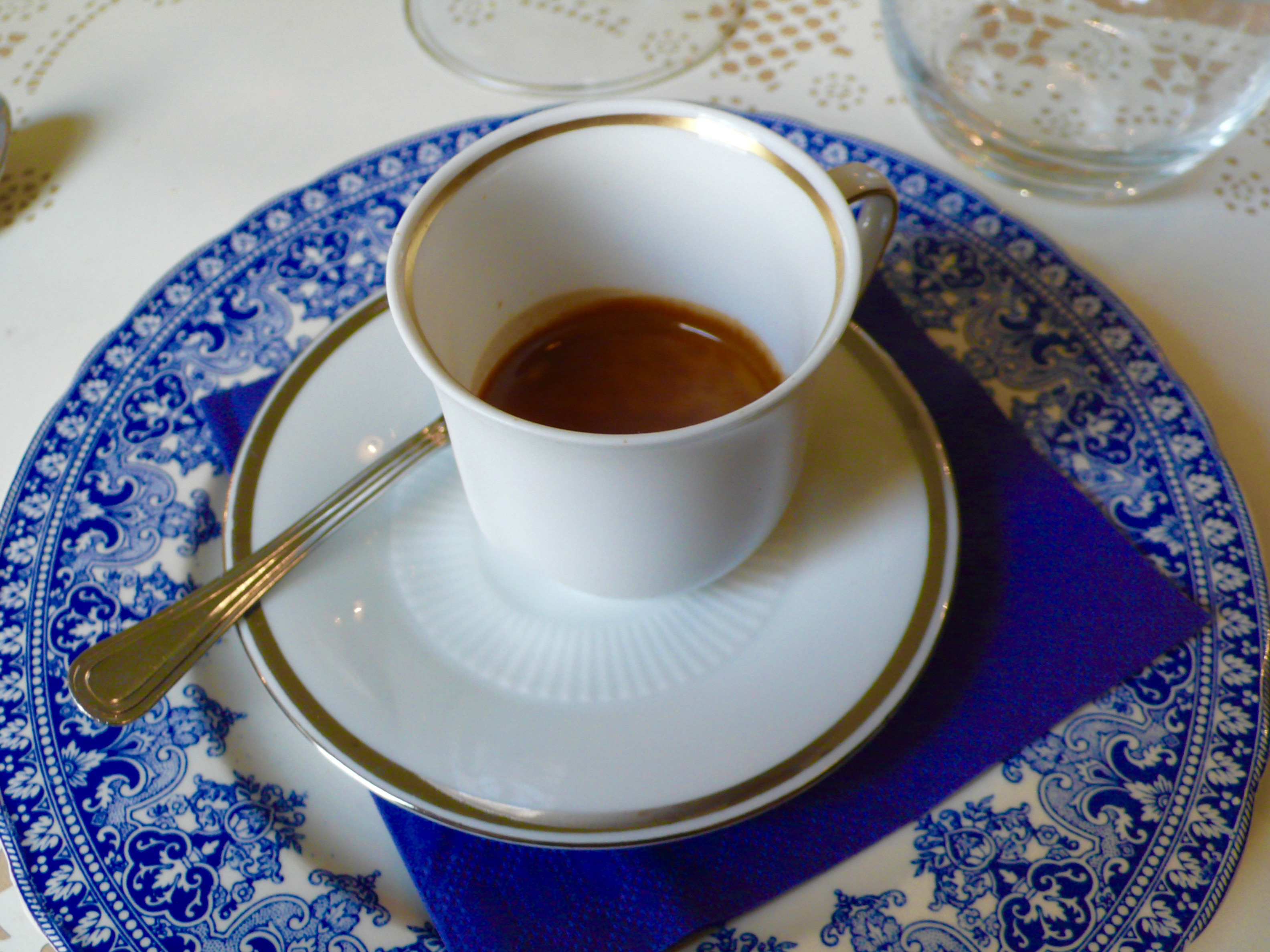 Espresso: You cannot get a bad cup of coffee in Sicily!