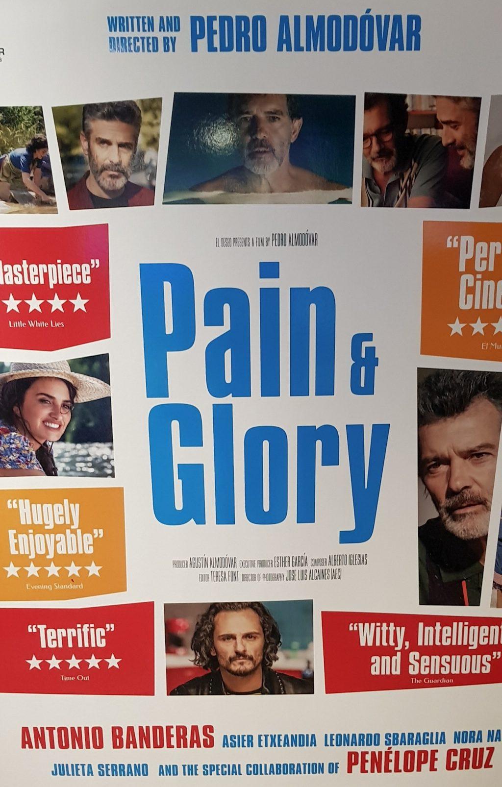 Pain & Glory film poster