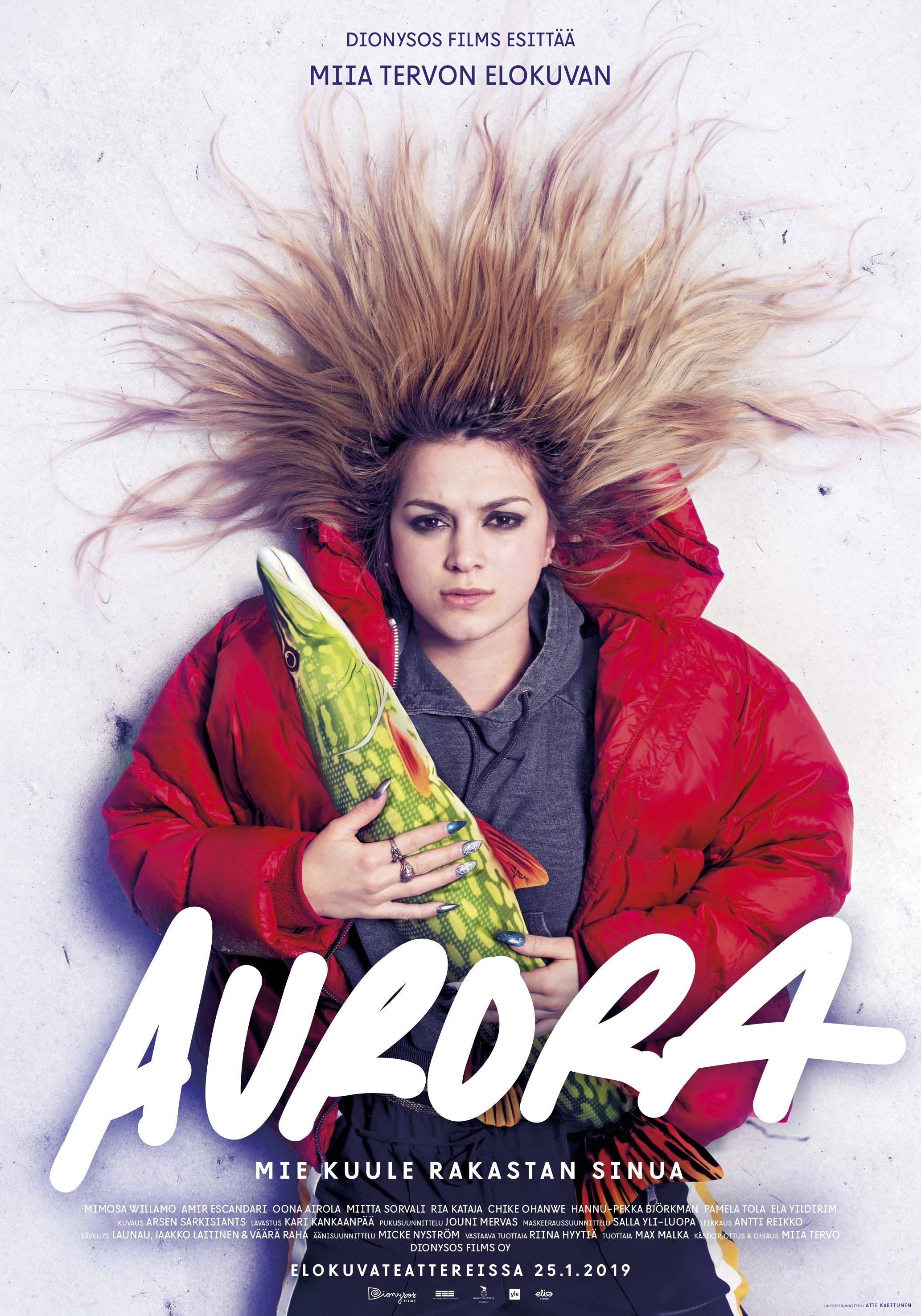 Aurora Film Poster