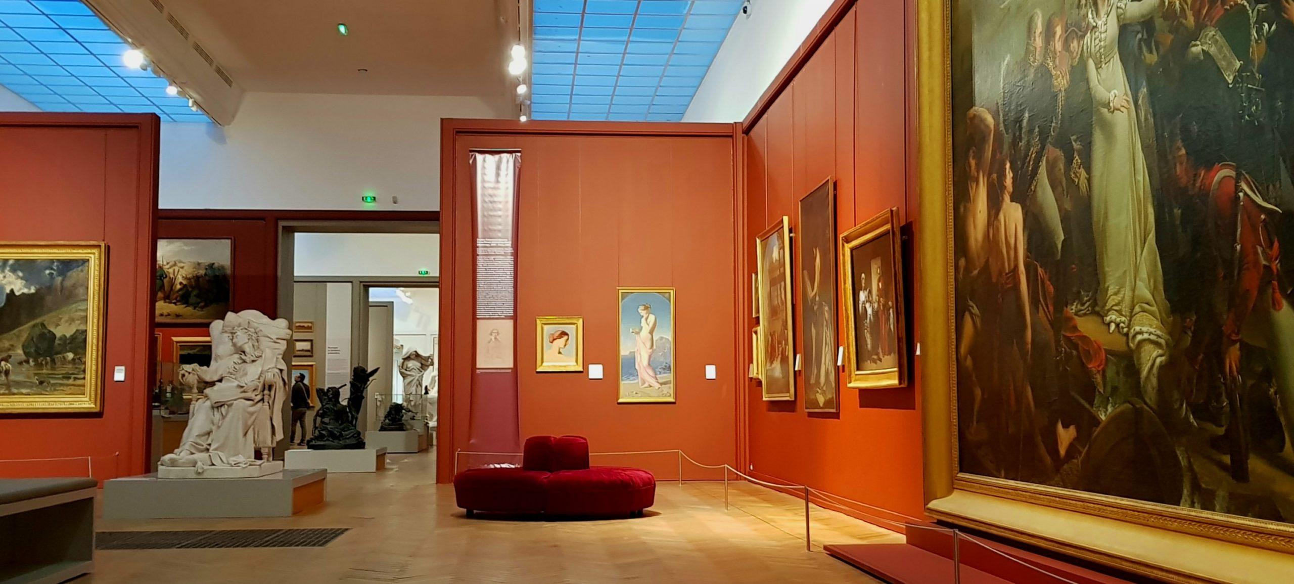 Musée des Beaux Arts in Bordeaux