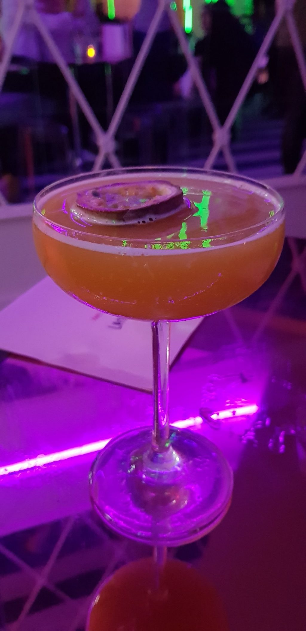 Alcohol Free Porn Star Martini at Tonight Josephine