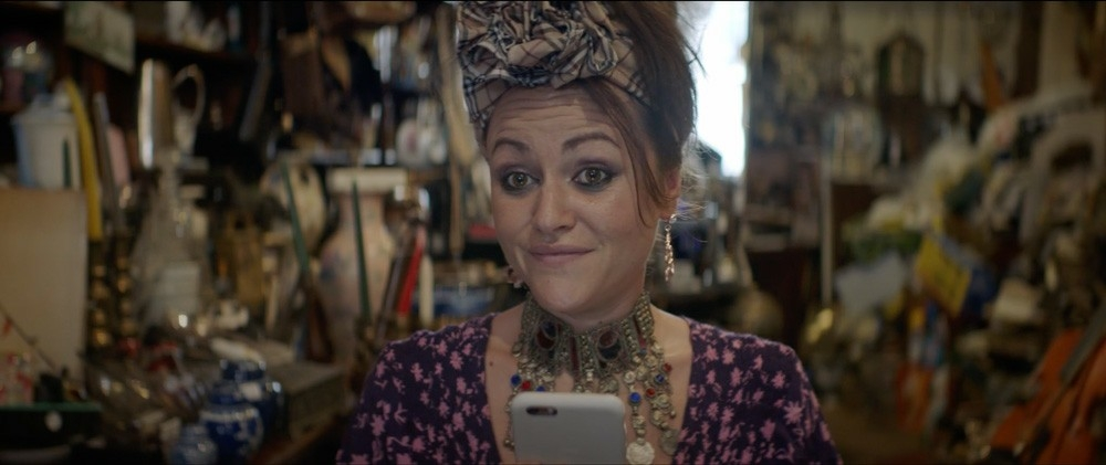 Jaime Winstone in Hurt by Paradise