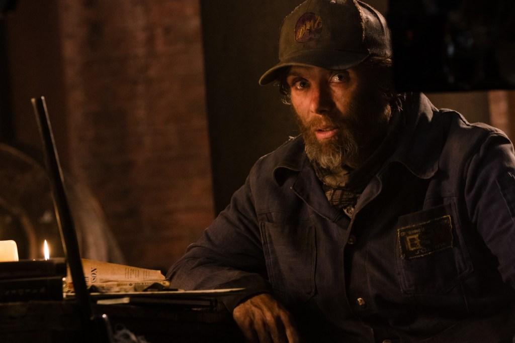Cillian Murphy as Emmett in A Quiet Place  Part II