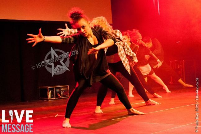 Live Message 2015 - Das Choreografenfestival in Hannover