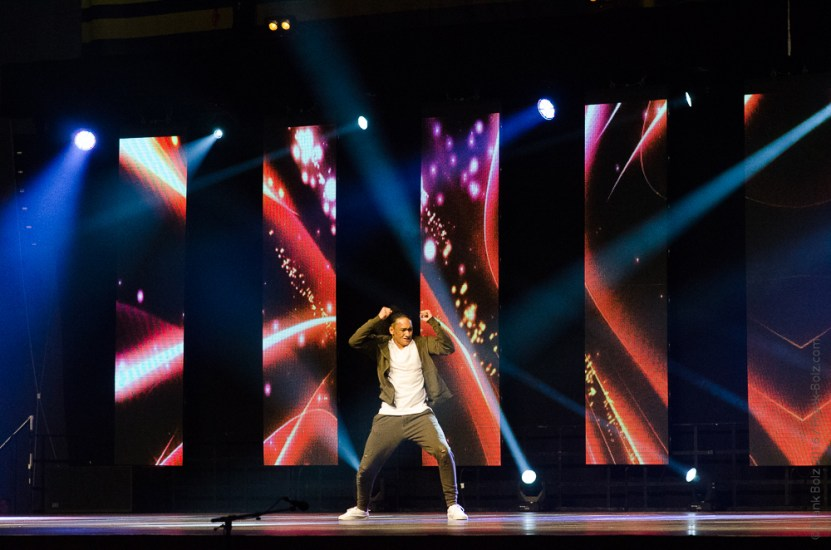 KYRON ANTHONY, UNITED KINGDOM, ADULT HIP HOP SOLO @ IDO Gala World Event 2016, Graz, Austria