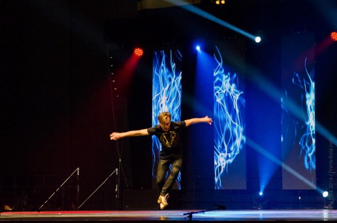 KYLE VAN NEWKIRK, UNITED STATES OF AMERICA, ADULT TAP DANCE SOLO MALE @ IDO Gala World Event 2016, Graz, Austria