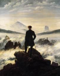 Frank Lovisolo Guillard - Ponthieu - Caspar David Friedrich