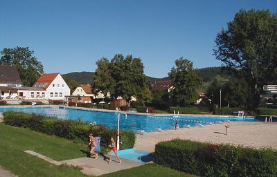 Freibad Schnaittach Freizeit