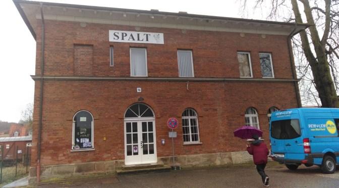 Bahnhof Spalt