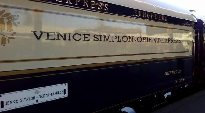 Der Orient-Express macht Halt in Nürnberg (27.05.2017)