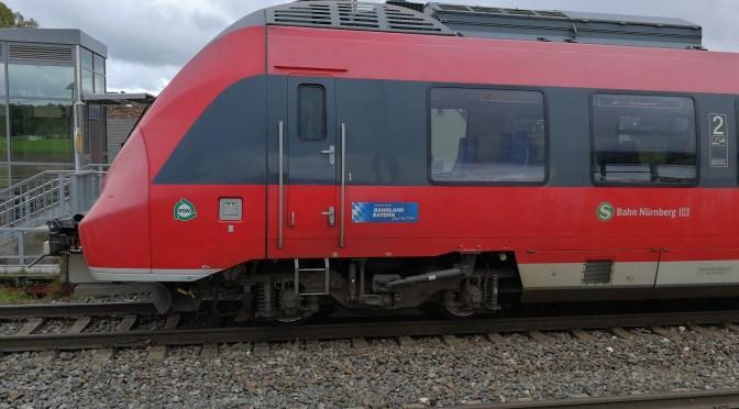 S-Bahn Haltepunkt Anwanden