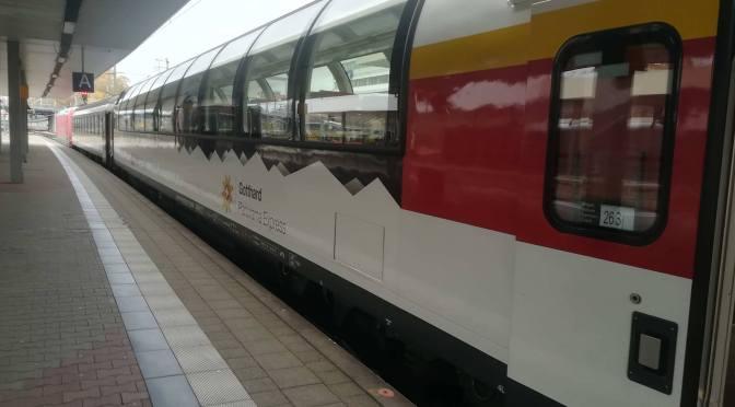 Bilder vom EuroCity 8 (Zürich – Hamburg (Altona))