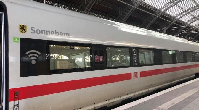 "ICE Sonneberg wieder ""on tour"""
