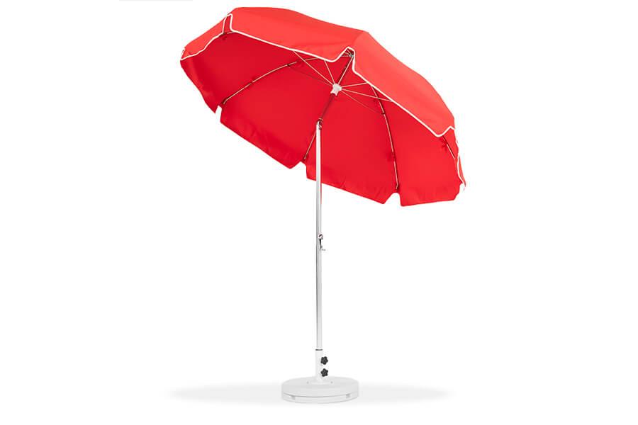 steel patio umbrella laurel