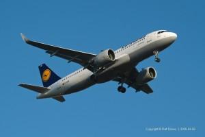 D-AINB Lufthansa Airbus A320-271N | MSN 6864