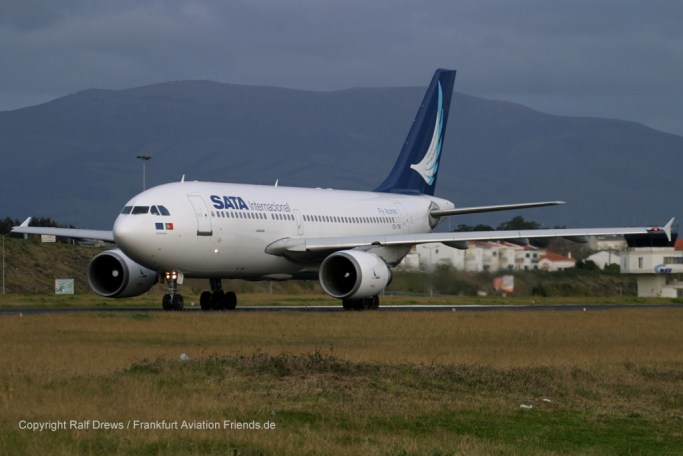 CS-TKI SATA International Airbus A310-304 (ln 448)