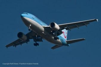 D-AHLX HapagFly Airbus A310-204 (MSN 487)