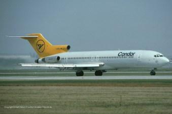 D-ABVI Condor Boeing B727-230 (sn 20791 / ln 1022)