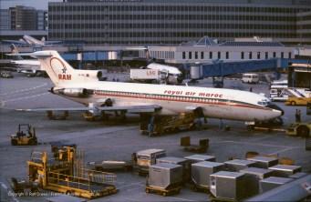 CN-RMO Royal Air Maroc Boeing 727-2B6 (sn 21297 / ln 1236)