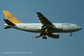 D-AICM Condor Airbus A310-203 (MSN 356)
