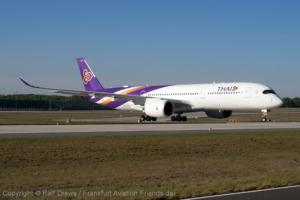 HS-THD Thai Airways International Airbus A350-941 (MSN 095)