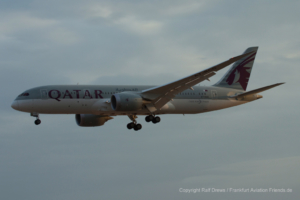 A7-BCD Qatar Airways Boeing 787-8 Dreamliner (38322 / 99)