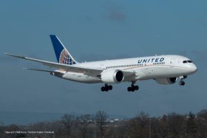 N29907 United Airlines Boeing 787-8 Dreamliner (sn 34830 / ln 117)