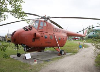 """CCCP-31449 Mil Mi-4 """"Hound"""""""