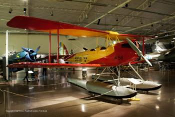 SK 9 de Havilland 60T Moth Trainer