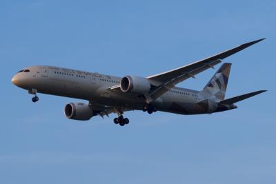 A6-BLO Etihad Airways Boeing 787-9 (ln 578)