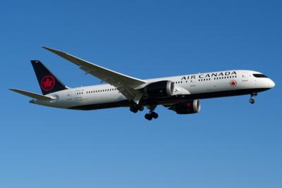 C-FVLX Air Canada Boeing 787-9 (ln 668)