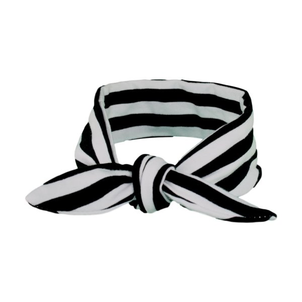 Zebra Baby/Toddler Hair Wrap