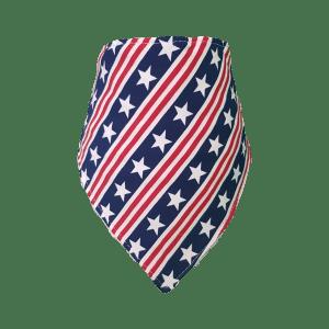 Stars & Stripes  Bib