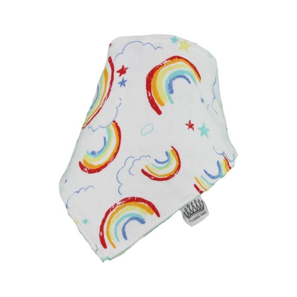 Magical Rainbow Bib