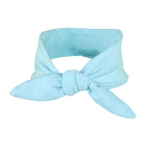 Light Ocean Blue Baby/Toddler Hair Wrap