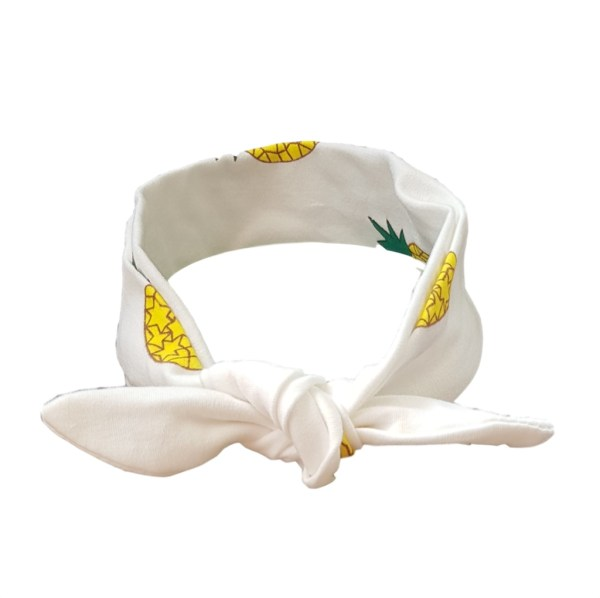 Pineapple Punch hair wrap